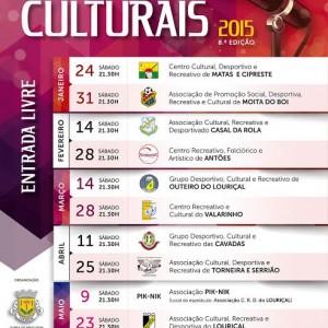 Serões Culturais 2015