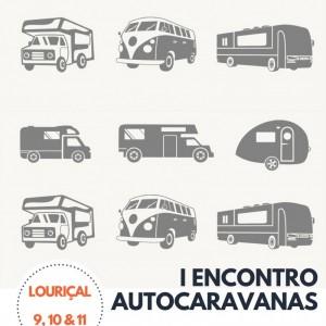 I Encontro Autocaravanas na vila do Louriçal