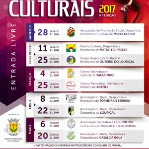 Serões Culturais 2017